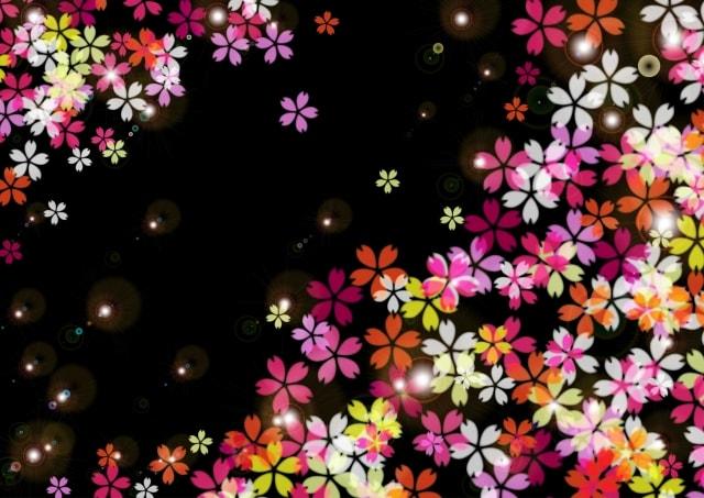 桜ライトアップ2018祭り